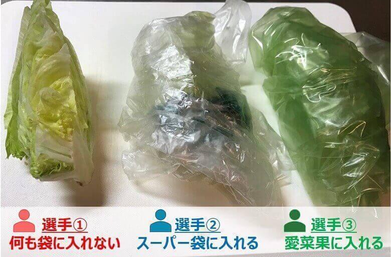 愛菜果(実験方法)
