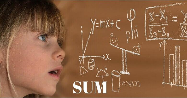 Excel関数SUM