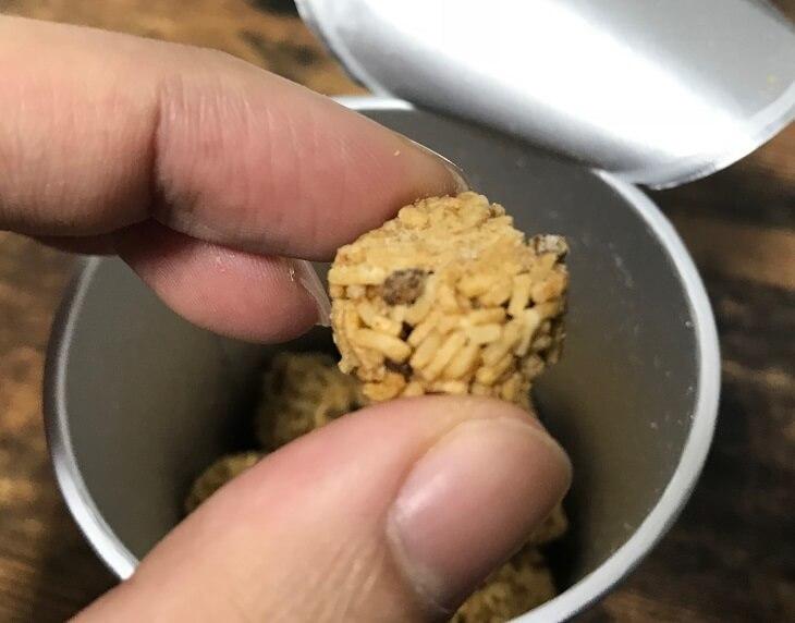 ベビースターラーメン丸を食べてみます