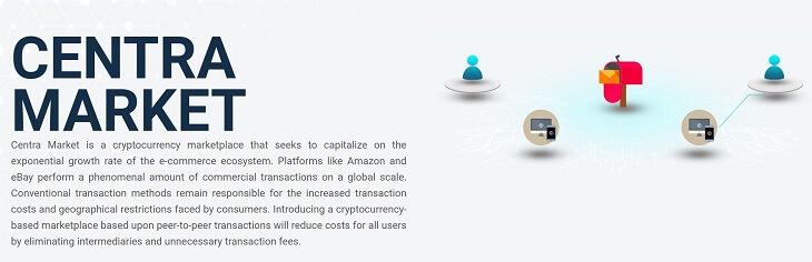 仮想通貨『CTR(セントラ)』マーケットイメージ