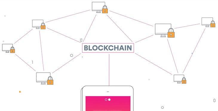 アプリがブロックチェーンに直接接続(引用:YouTube)