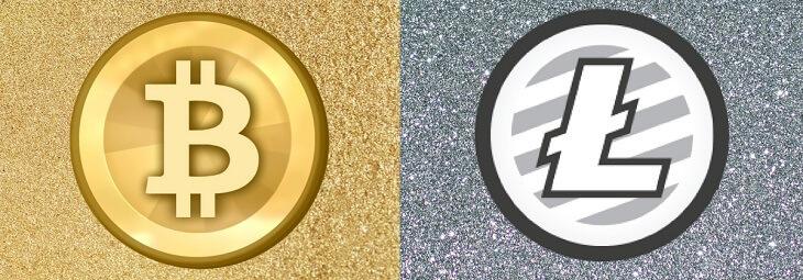 ビットコインが「金(ゴールド)」なら、ライトコインは「銀」