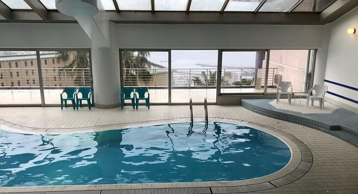 リゾナーレ熱海のプール施設