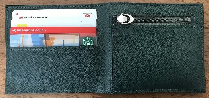 フリュー(FRUH)の薄い財布