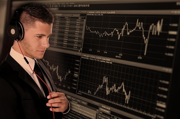 株式投資のよくあるイメージ