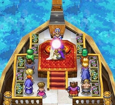 ドラクエ5主人公の結婚式