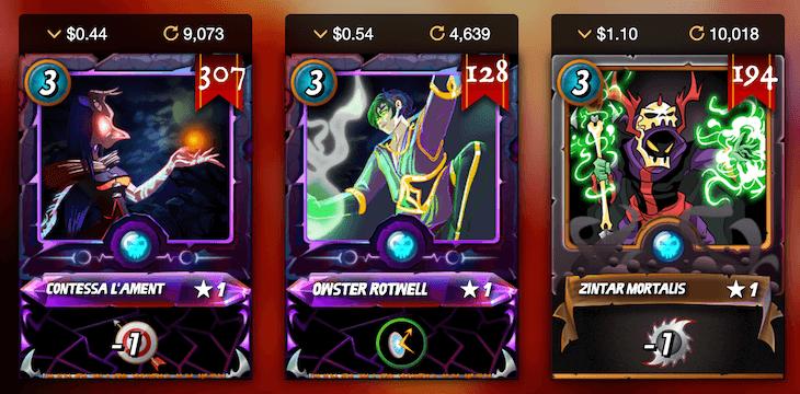 Death-summoners