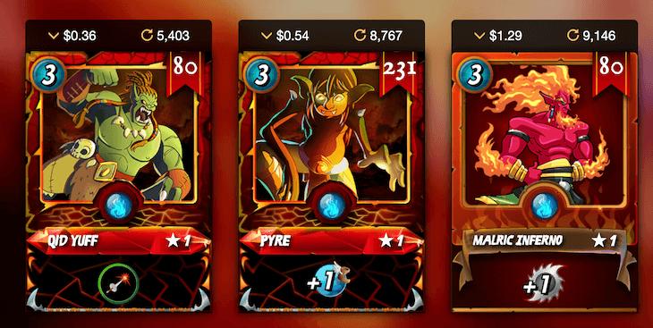 Fire-summoners